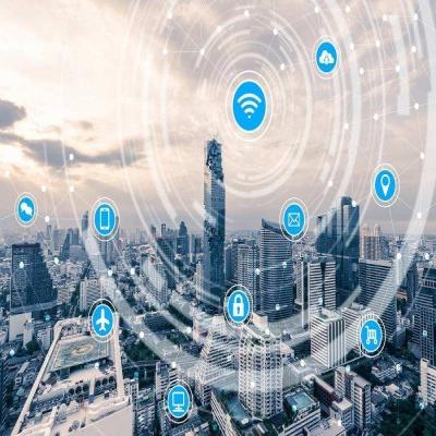 五大核心技术相互依存 构建智慧城市