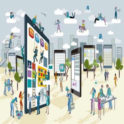 智慧金融方案落地1600个银行网点,京东方展现物联网领航力
